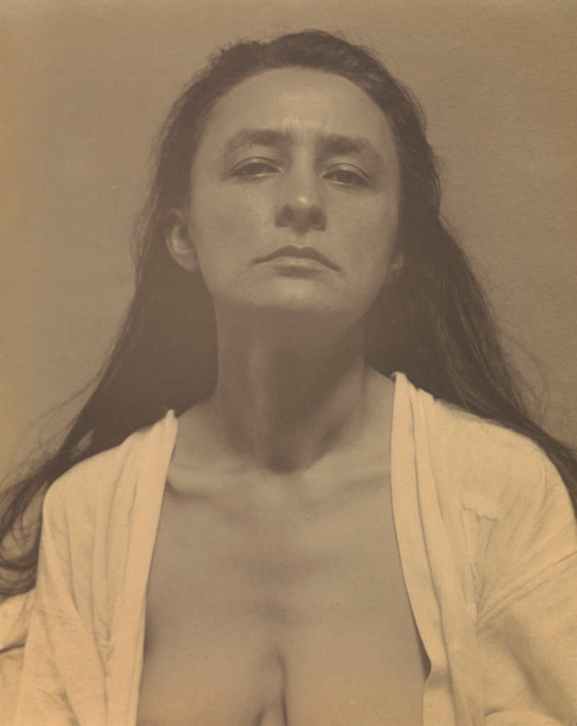 Georgia O'Keeffe: A Portrait; Alfred Stieglitz