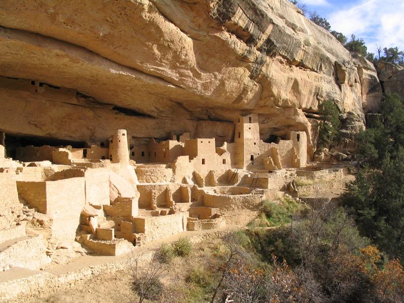 Mesa Verde Colorado