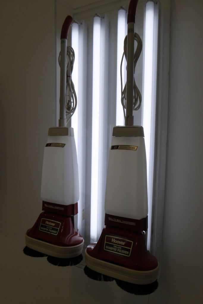 Koons' Vacuum cleaners