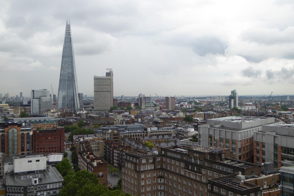 Tate Modern London view
