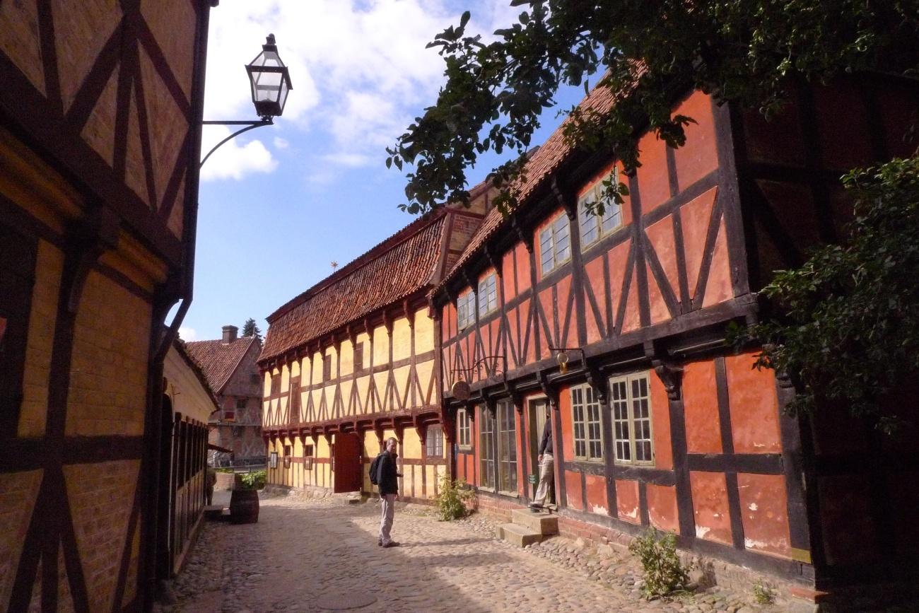 History Aarhus