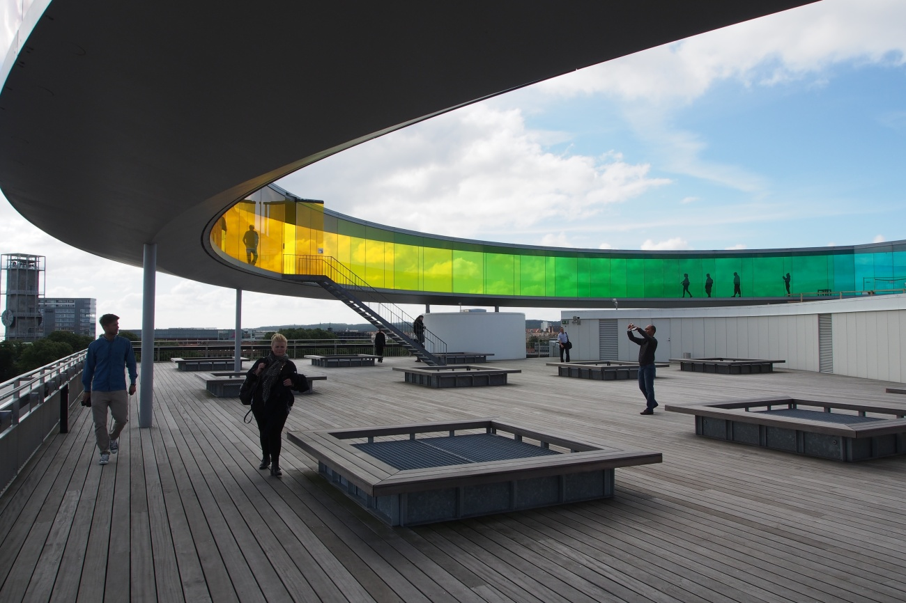 Aarhus gallery of contemporary art Rainbow