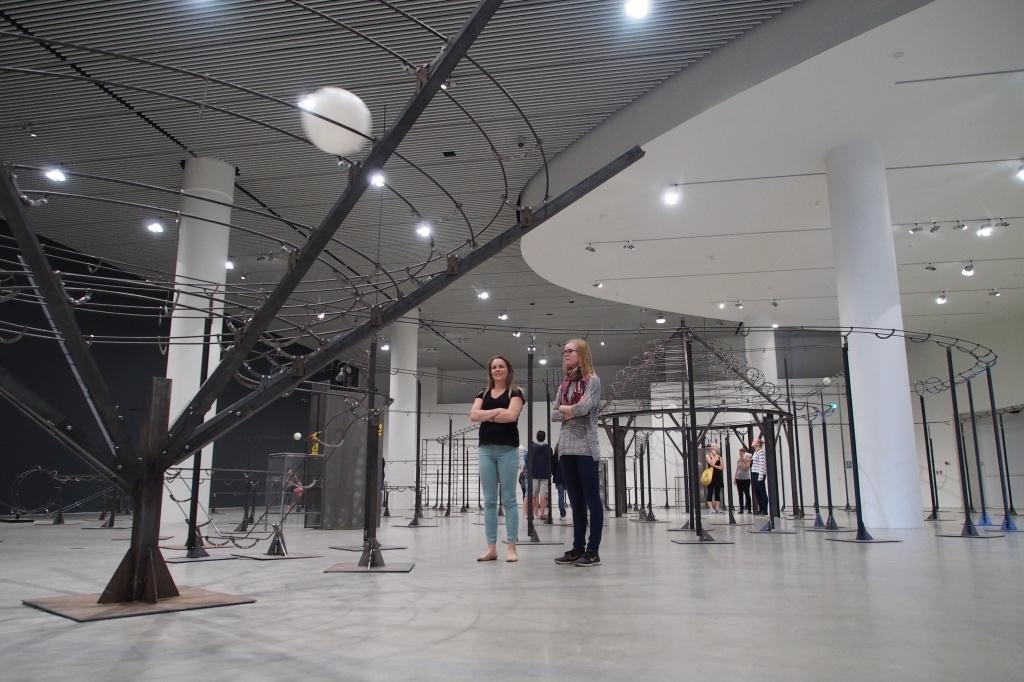 Aarhus gallery AROS