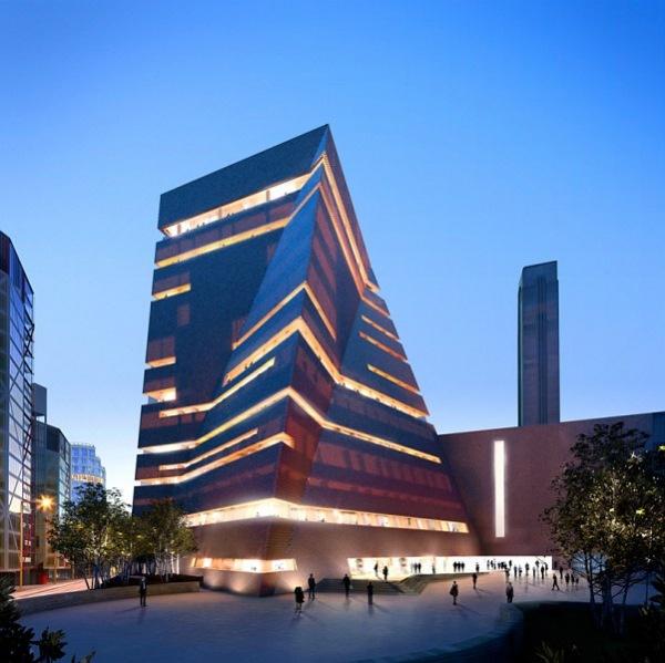 Tate Modern Pyramid