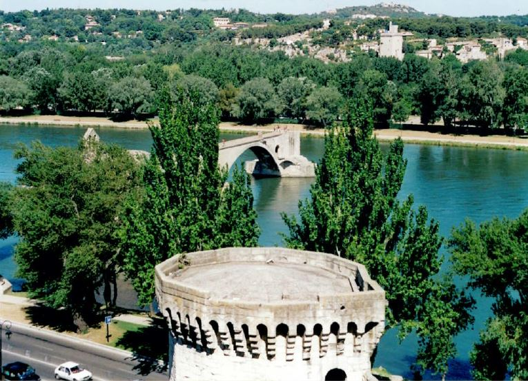 Bridge at Avignon
