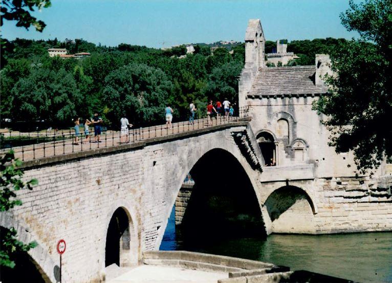 Bridge at Avignon