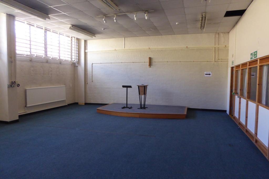 Shrewsbury Dana Prison Chapel
