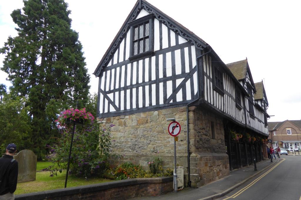 Guildhall Much Wenlock