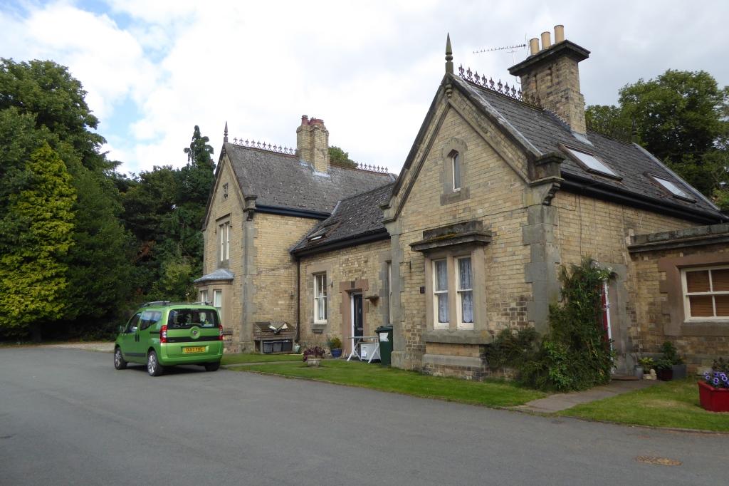 Much Wenlock's old railway station