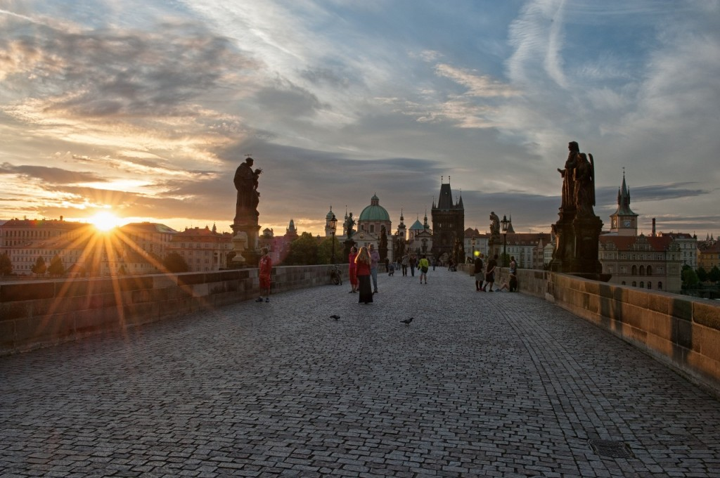 Charles Bridge Prague c/o Visit Prague