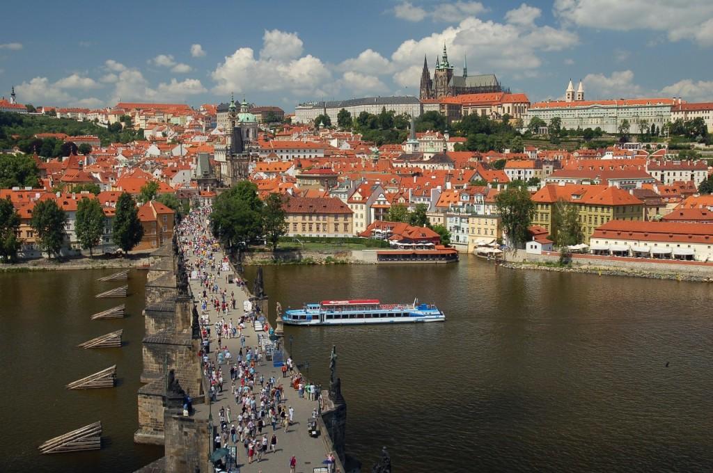 Charles Bridge Prague c/o Visit Prague