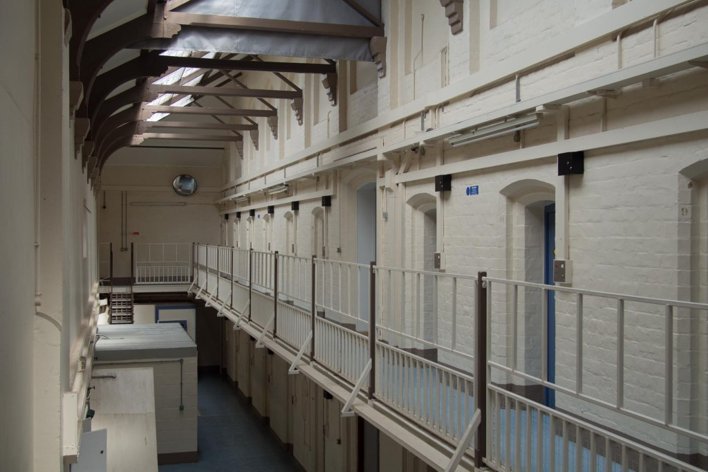 Dana Prison C Wing