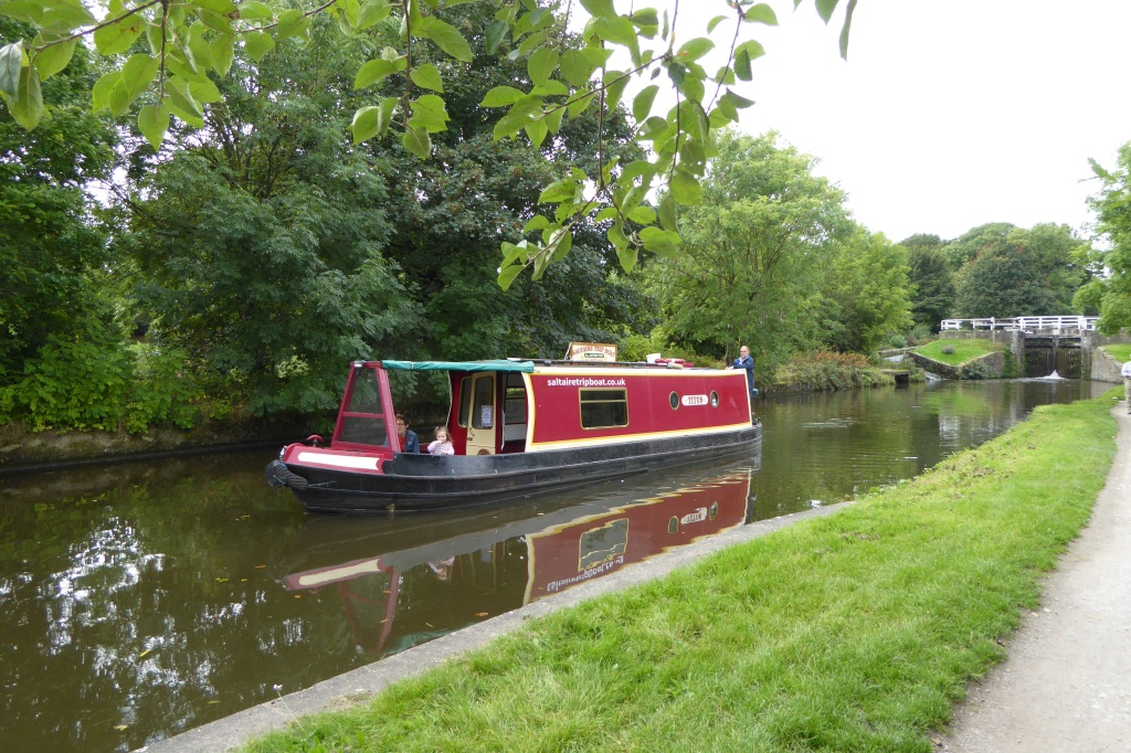 Saltaire canal