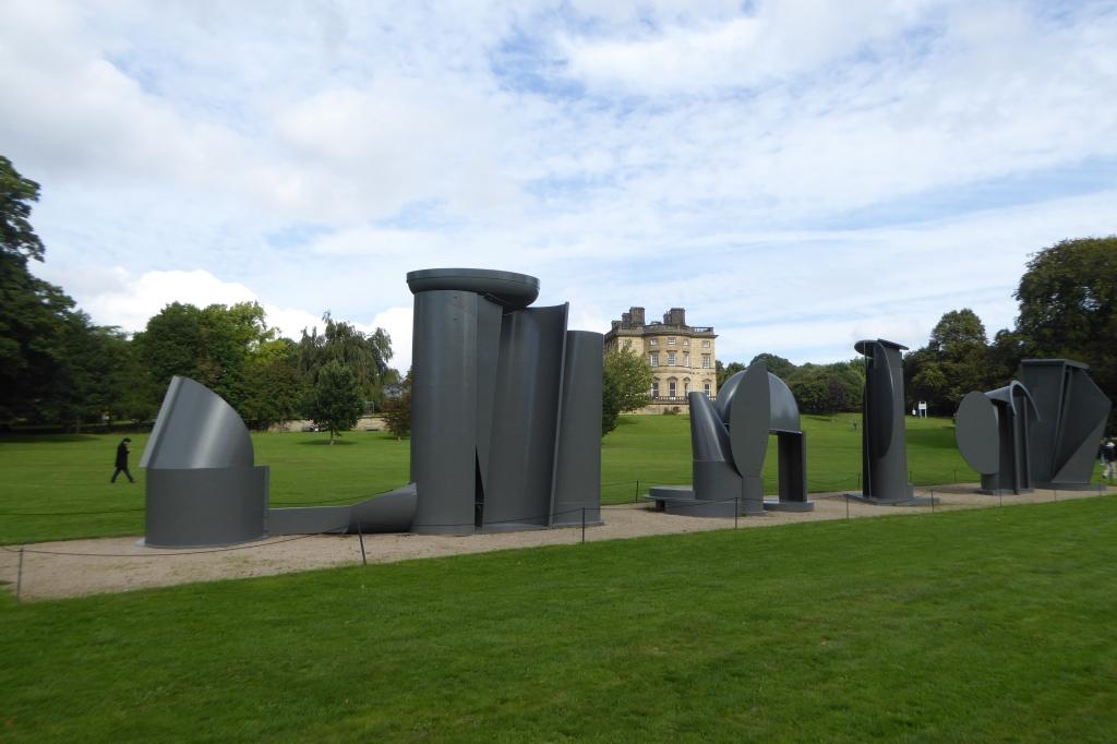 Caro at Yorkshire Sculpture park