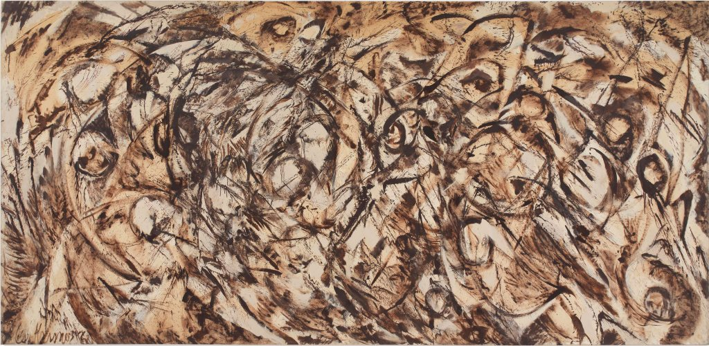 Abstract Expessionism - Lee Krasner