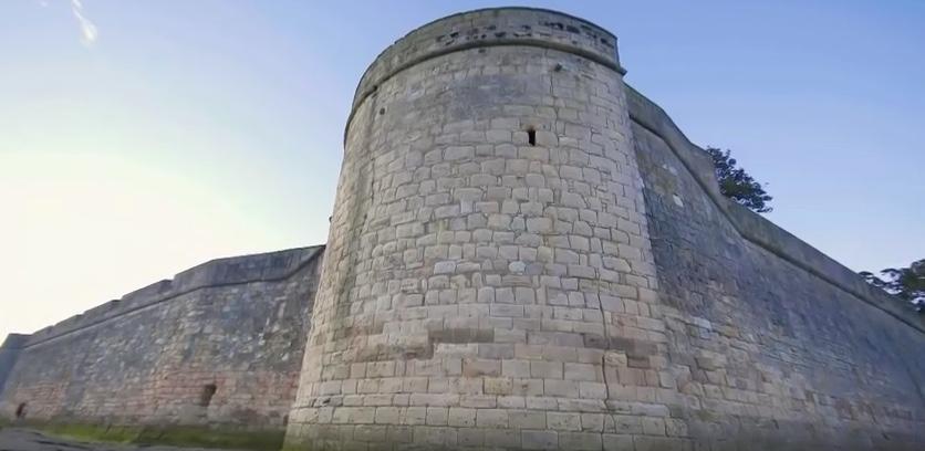 Berwick's Elizabethan Walls