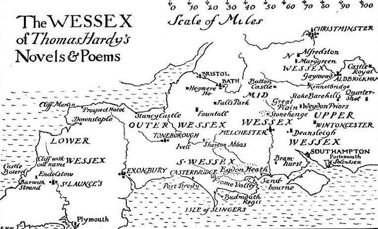 Thomas Hardy's Wessex