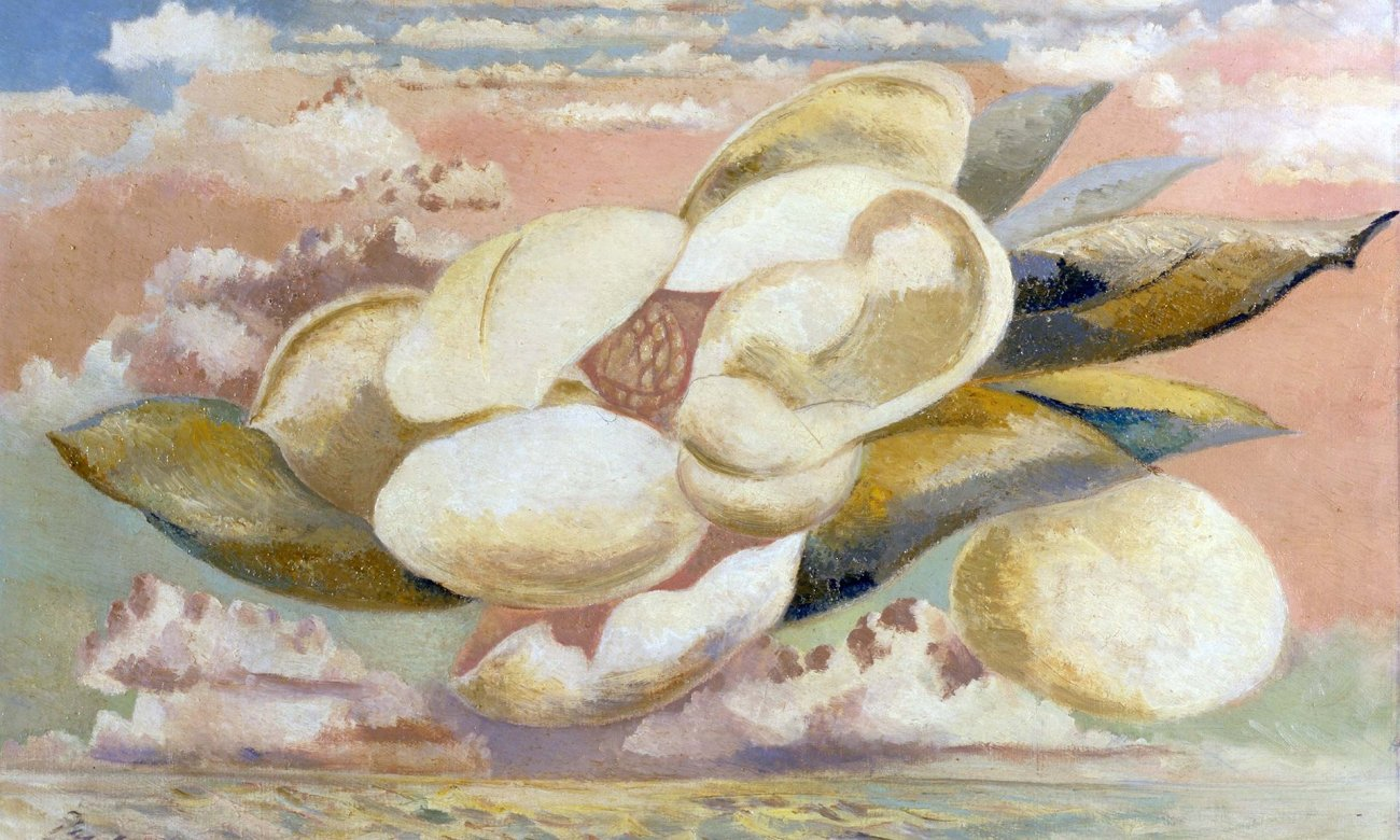 light of the Magnolia (1944) by Paul Nash. Photograph: © Tate