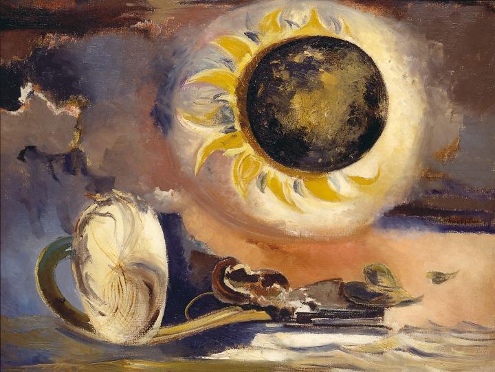 Sunflower - Paul Nash