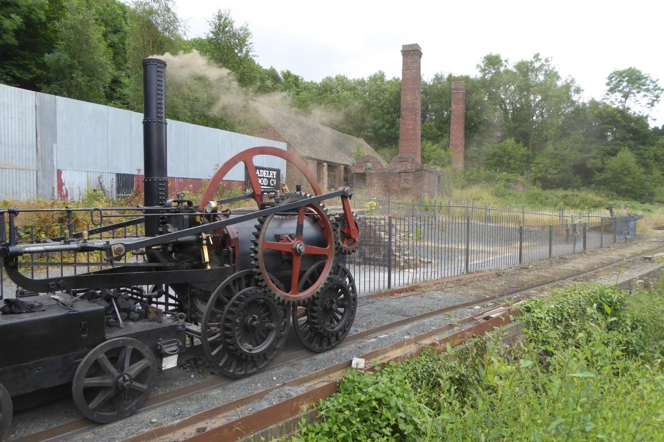Ironbridge steam power