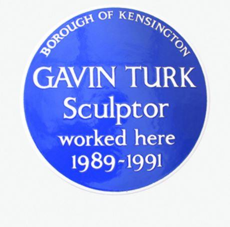 Cove by Gavin Turk c/o Gavin Turk