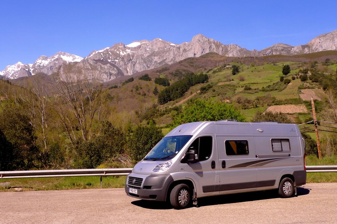 98517c09a3 Camper Van Diaries – Northern Spain – The Picos