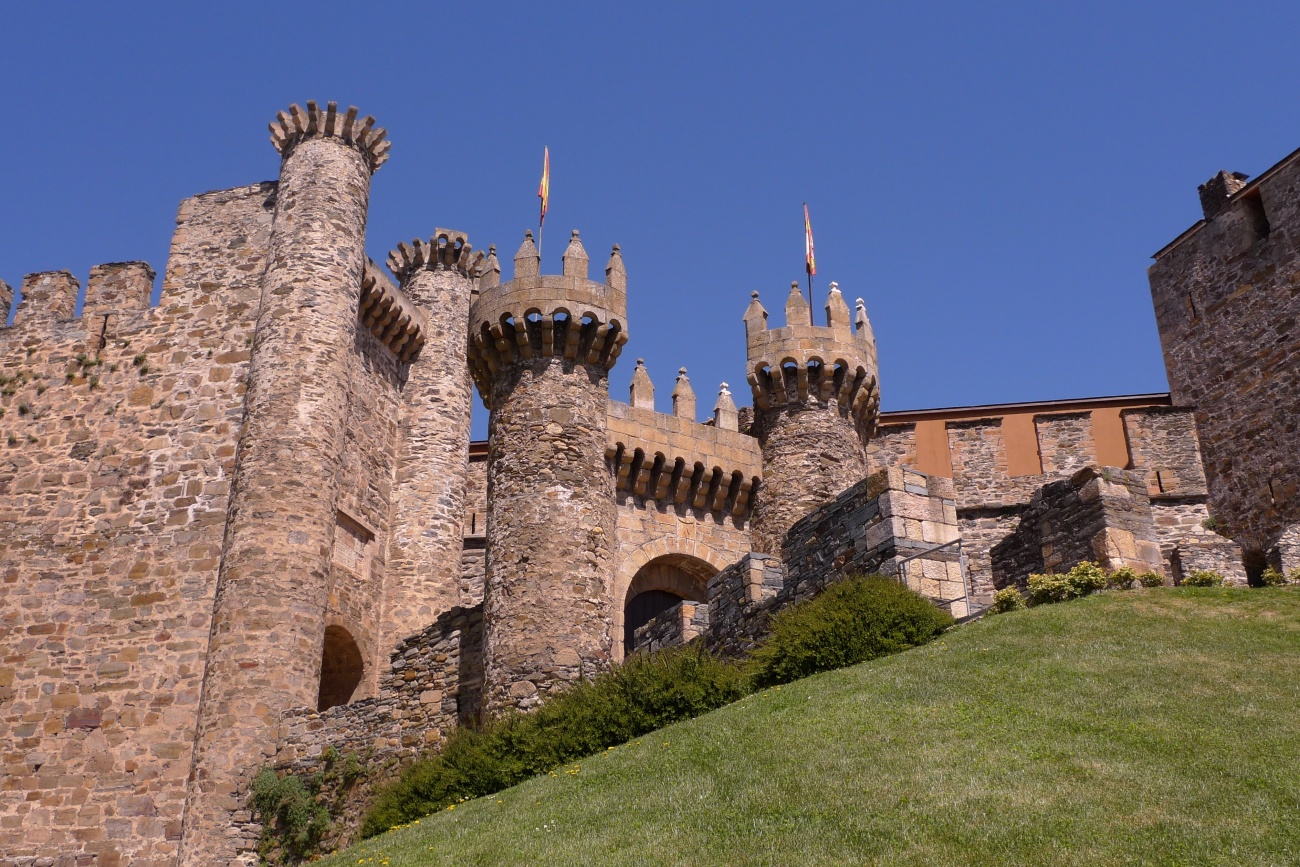 Ponteferrada Spain