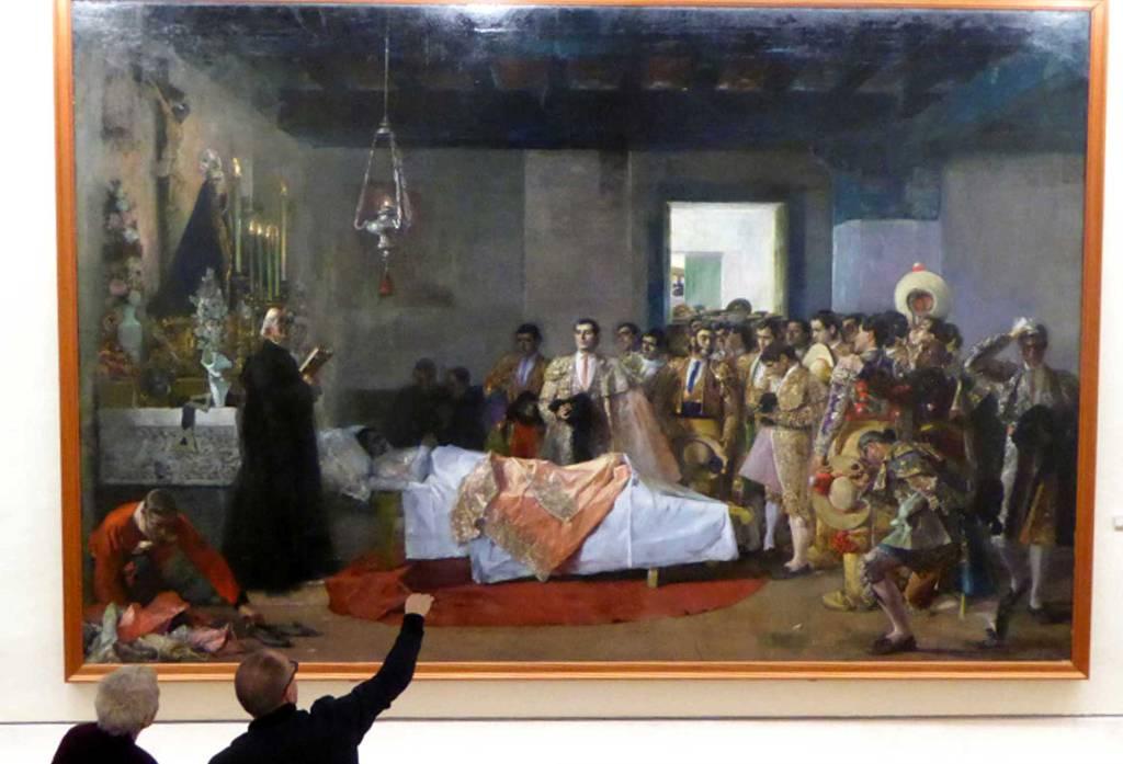 Seville Beaux Artes