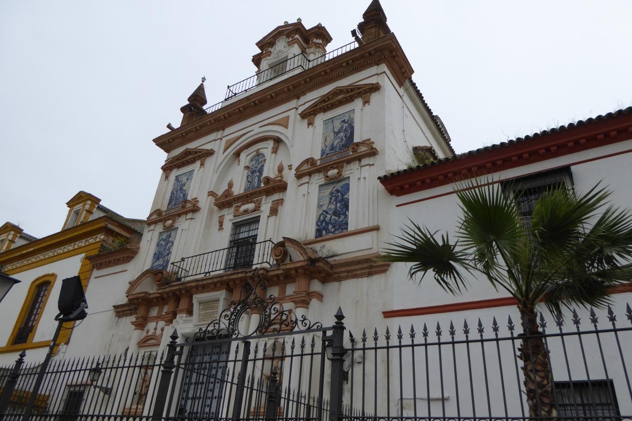 Hospital Caridad Seville