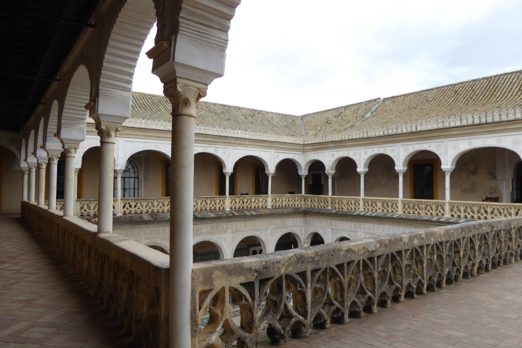 Seville Pilatos House