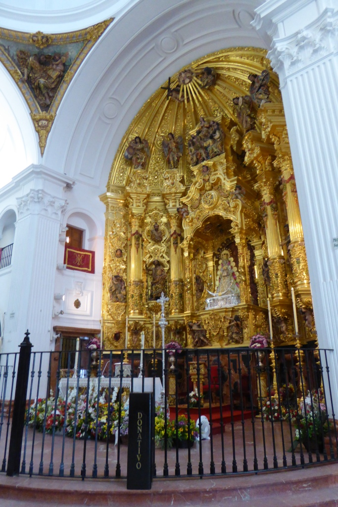 El Rocio church