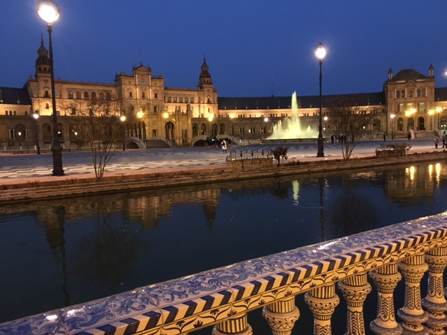 Seville Plaza d'Espana