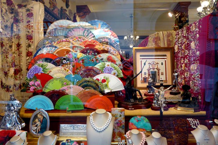 Fan shop Seville