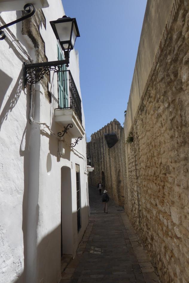 Spain white towns