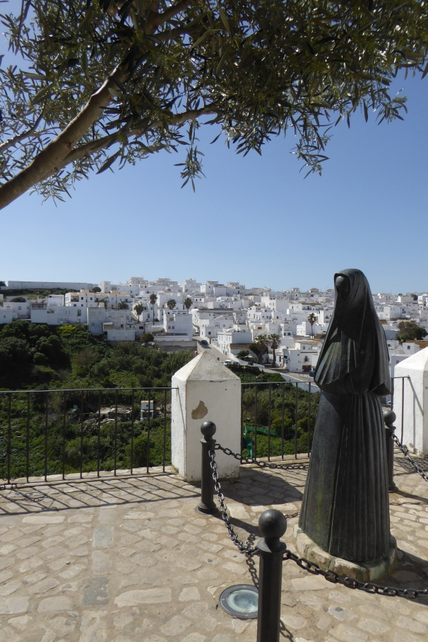 White town Spain Vejer