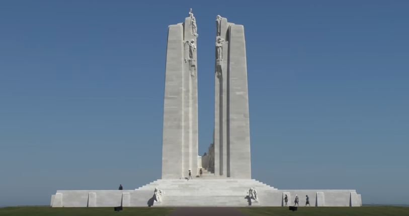 Vimy Ridge battle