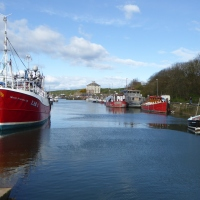 Eyemouth - Ships, Smugglers and Seals