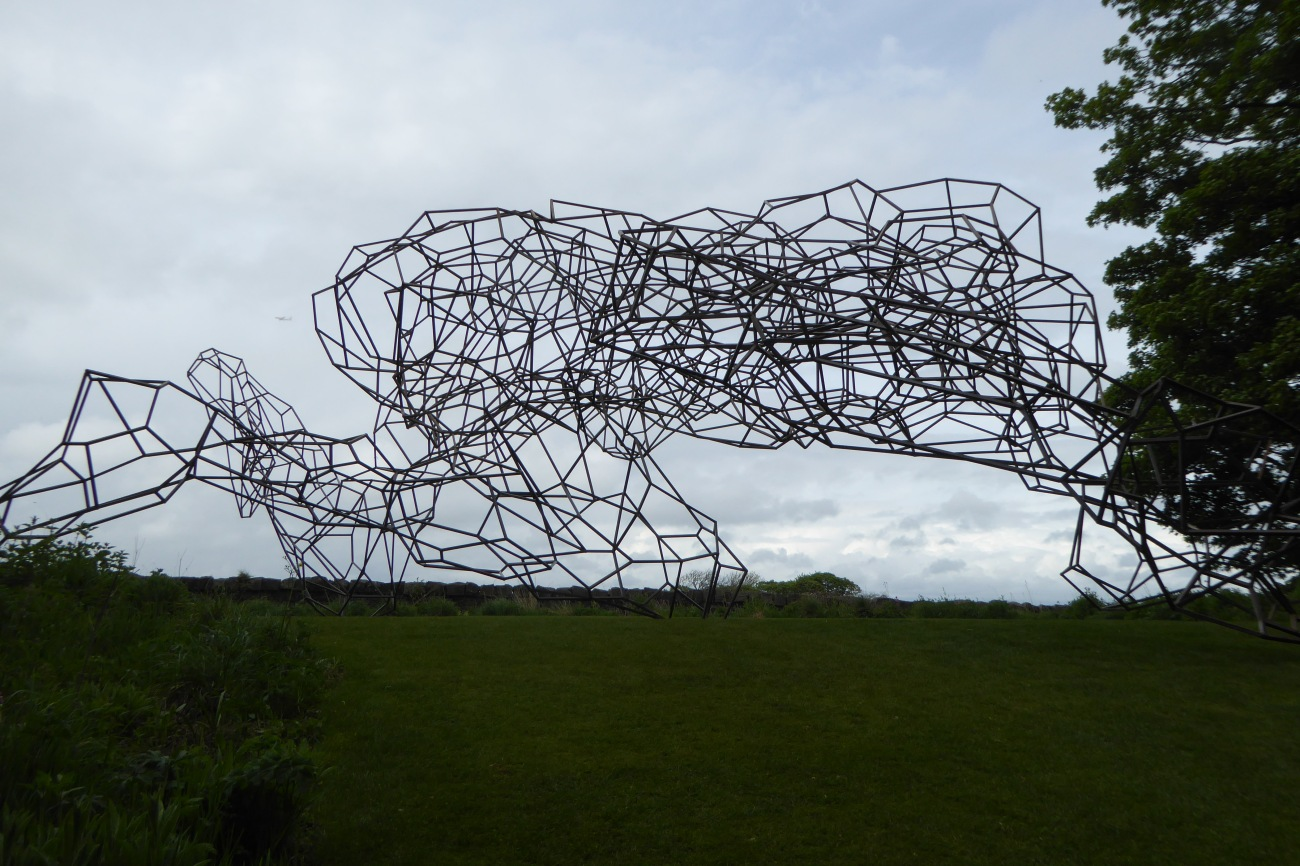 Jupiter Artland Gormley