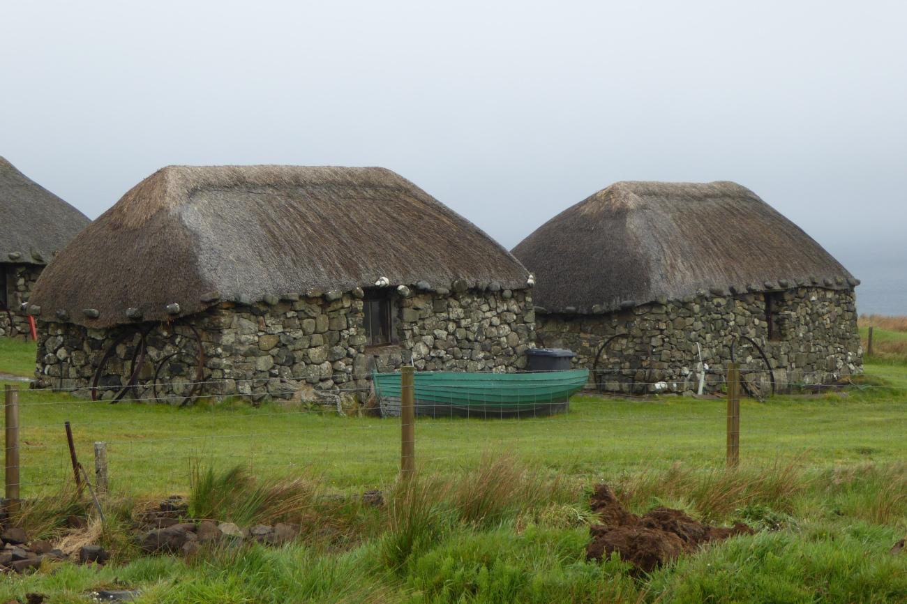 Crofter's cottage Skye
