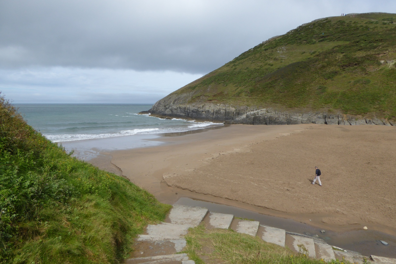 The Mwnt Wales