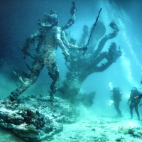 Damien Hirst - Treasures from the Wreck of The Unbelievable - Venice Biennale