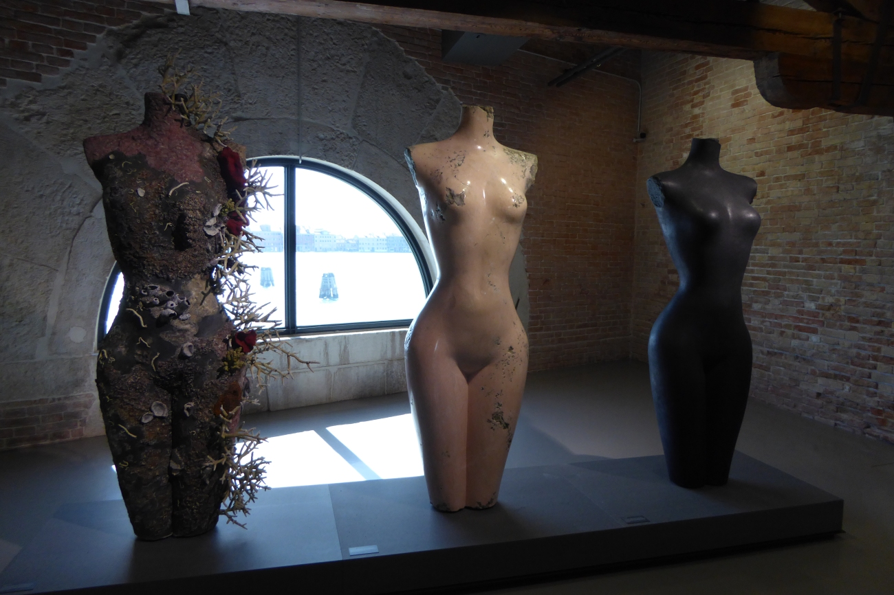 Damien Hirst Venice Treasures of the Wreck Unbelievable