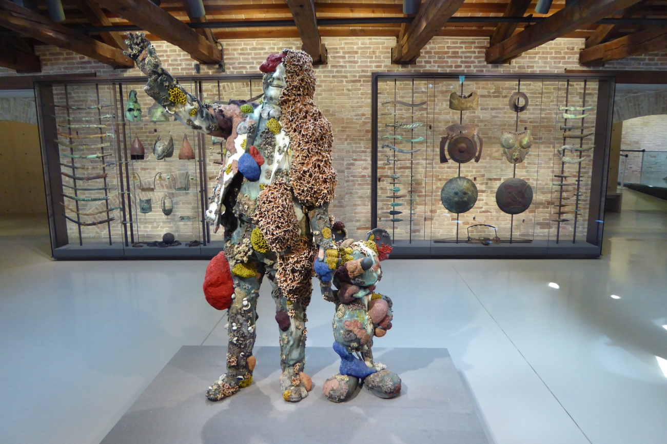 Damien Hirst Venice Treasures of the Wreck Unbelievable