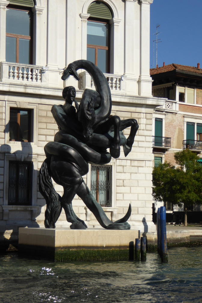 Damien Hirst Venice