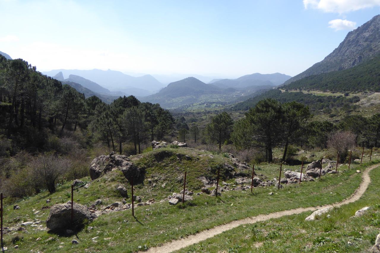 Sierra de Grazalema Spain