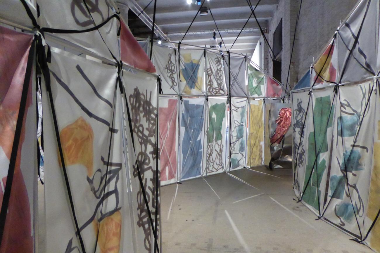 Venice Biennale Arsenale 2017