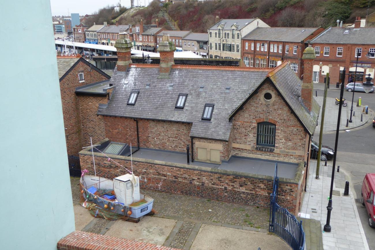 North Shields Fish Quay Fort