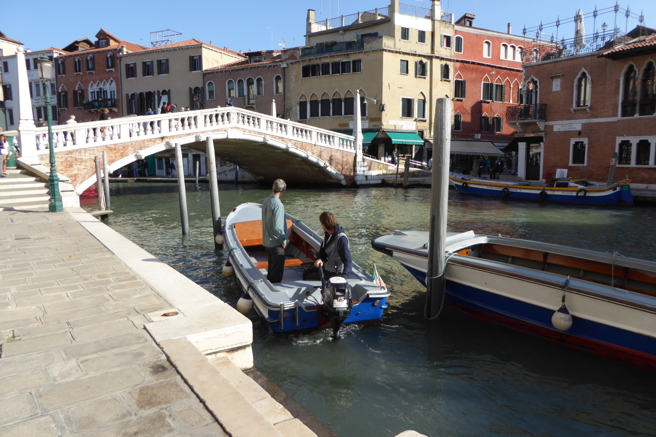 Venice's Lagoon Islands By Boat – Tammy Tour Guide