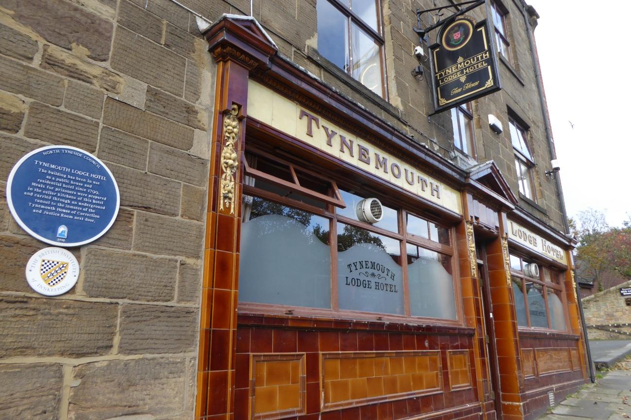 North Shields tynemouth Lodge pub