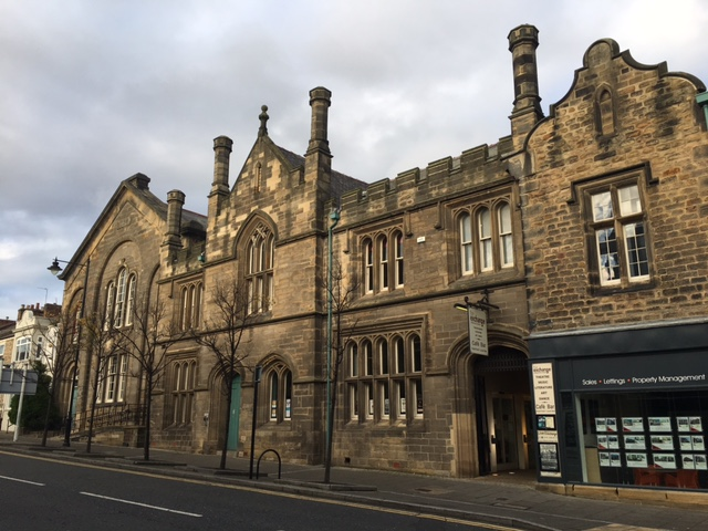 Former Town hall North Shields